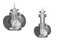 ari armaturen 3 way control valves