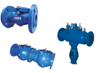WATTS BA476 back flow protection valves
