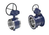 vexve shut off butterfly valve