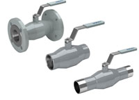 vexve stainless steel ball valves, reduced bore