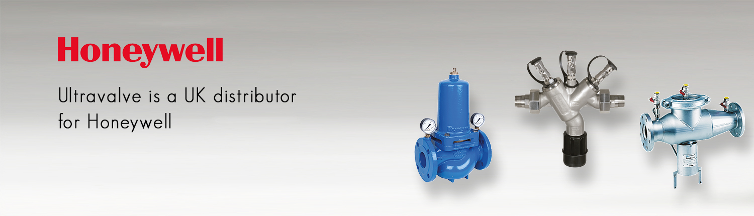honeywell WRAS approved water process valves