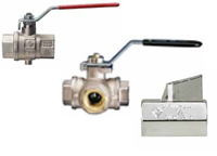 process valve ball valves and regulators