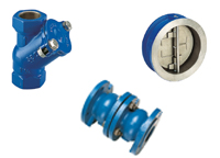 watts back flow prevention check valves
