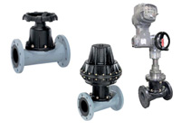 gemu diaphragm valves full bore metal industry