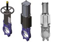 knife gate process valves