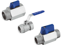mini ball valves QF range