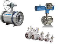 process oil and gas valves