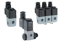 gemu pilot solenoid valves plastic and metal
