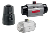 gemu pneumatic actuators