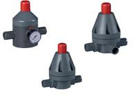 gemu pressure control valves plastic