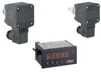 gemu pressure temperature display units and controllers