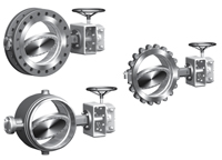 ari armaturen process valves zetrix butterfly range
