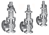 ari armaturen safety relief valves