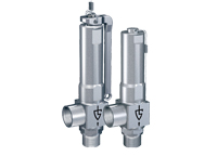 Series 420 goetze armaturen safety valves