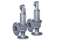 Series 452 goetze armaturen safety valves