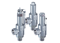 Series 461 goetze armaturen safety valves