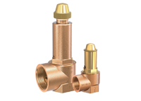 Series 652 goetze armaturen safety valves