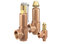 Series 851 goetze armaturen safety valves