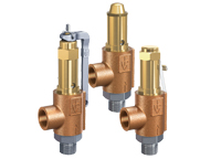Series 861 goetze armaturen safety valves