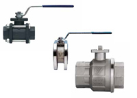stainless steel carbon steel and cast iron process valves