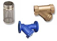 process valves strainers