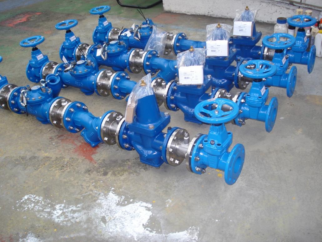RPZ valves spares