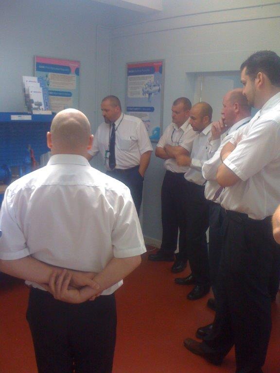 RPZ valves testing services
