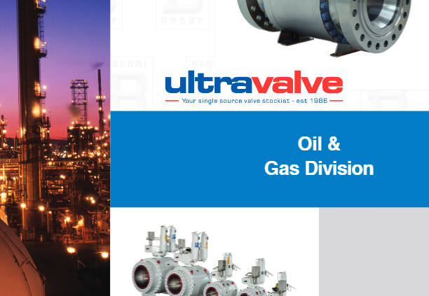 Ultravalve oil and gas process valve brochure