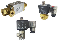 brass and stainless 3/2 rated economical solenoid valve
