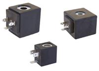 ODE solenoid valve coils