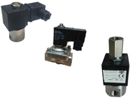 stainless 2/2 normally open 0 rated and pressure assisted economical solenoid valve