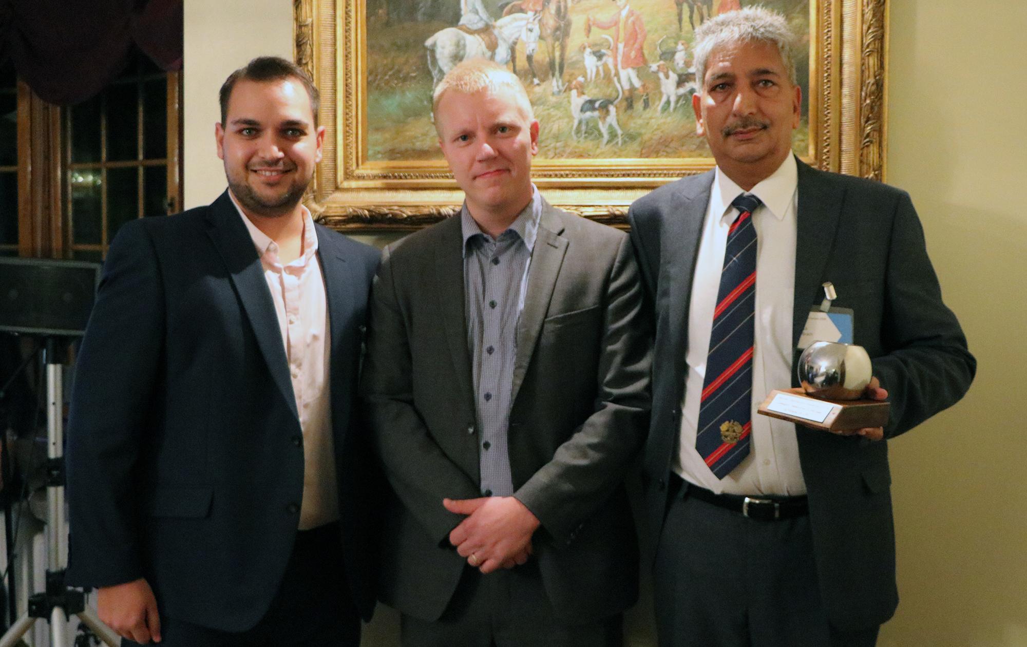 vexve valve distributor award