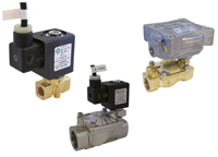 atex approved solenoid valves