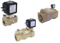 servo assisted ODE solenoid valves